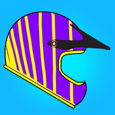 Decorating helmet